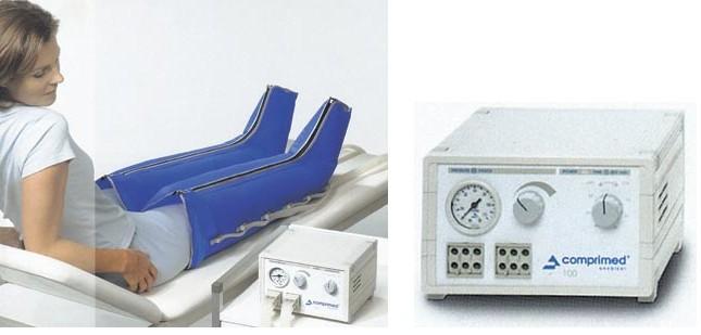 6腔气压循环促进装置(梯度压力功能)图片